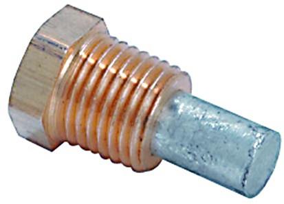 Zinkanode für Isotherm