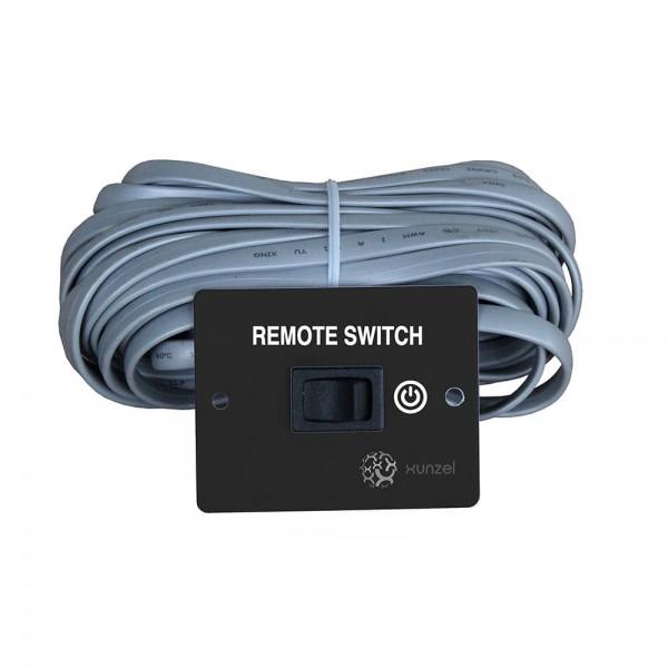 Remote control for inverter
