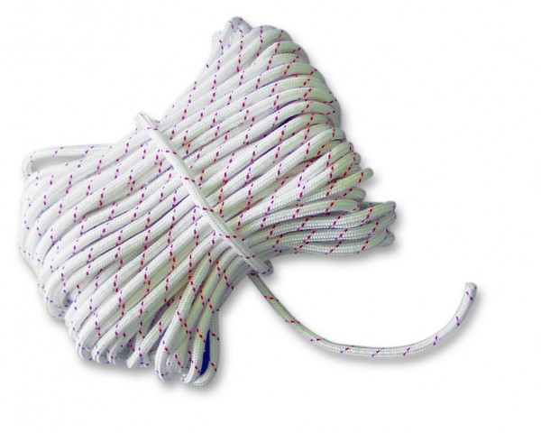 Anchor rope, polyester
