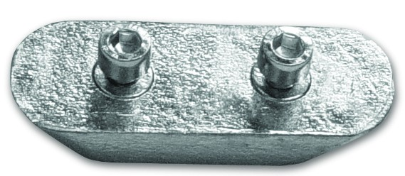 Zincanode Suzuki, bar 198 x 40 mm