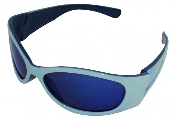 Kinder Sonnenbrille grau / blau