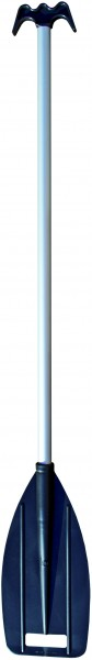 Aluminium paddle with handle and hook 1,2 m