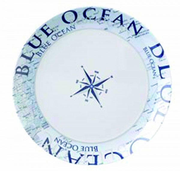 Blue Ocean dishes