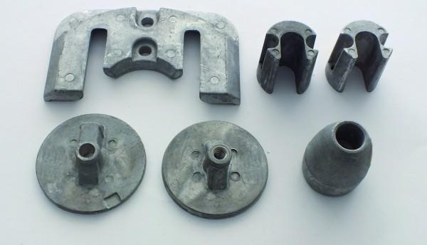 Aluminium aodekit Bravo 3 from 2004