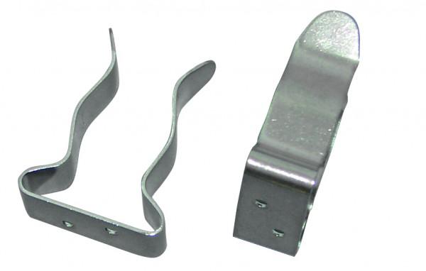 Boathook holder, stainless steel