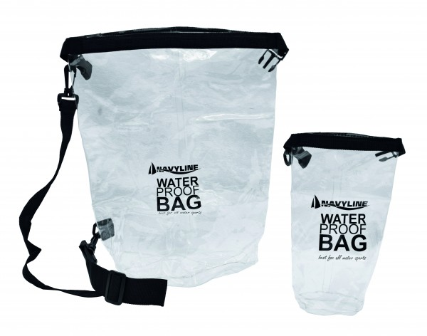 Dry Bag PVC, transparent