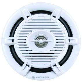 Non magnetic 2-way loudspeaker