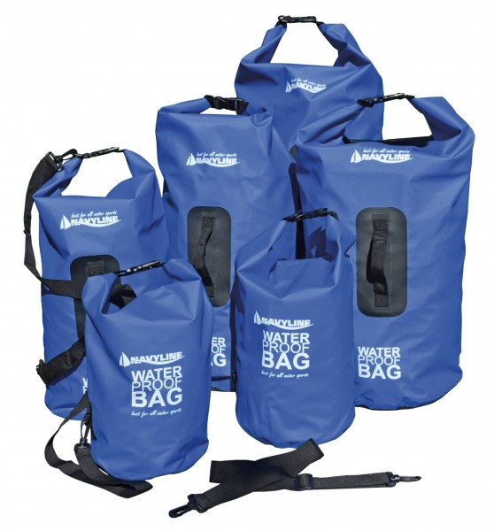 Dry bag ripstop polyester with handle