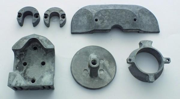 Aluminium anodekit Alpha 1 Gen. 2
