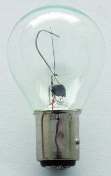Glühlampe für Positionslaterne
