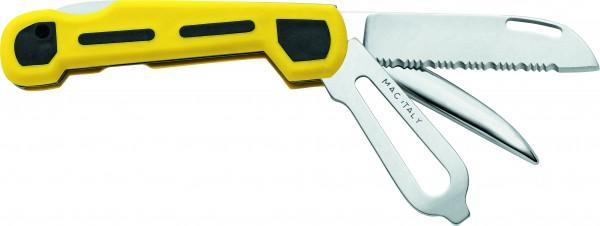 Sailors knife Skipper yellow