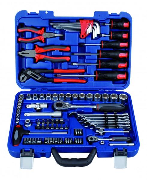 Werkzeugkoffer 91 Teile