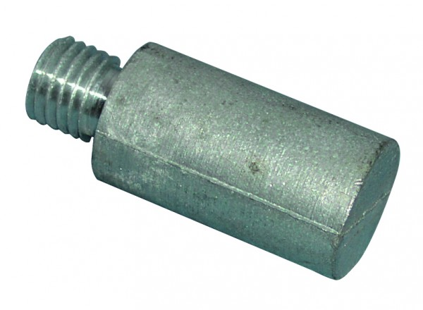 Screw anode