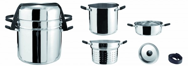 cookware set de luxe 4 pieces