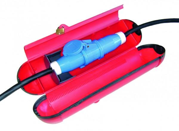 Waterproof plug protector, CEE plug