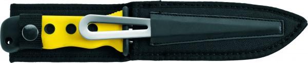 Sailors knife Nostromo yellow