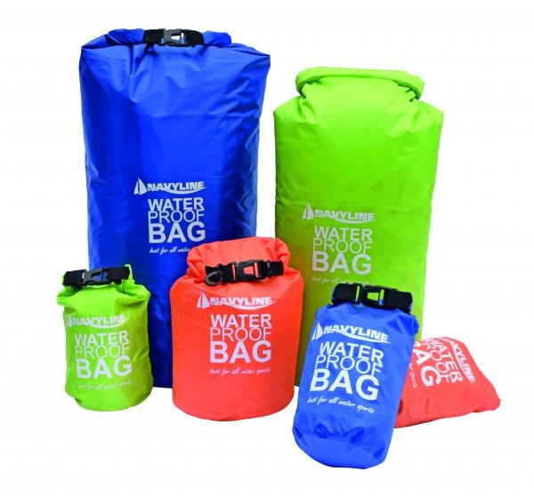 Dry Bag Ripstop Polyester 30 L blau