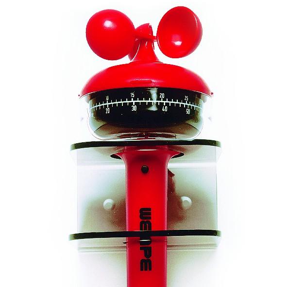 Acrylhalter für Anemo Windmesser