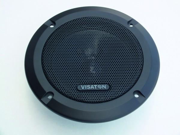 Non magnetic loudspeaker black Ø 135 mm