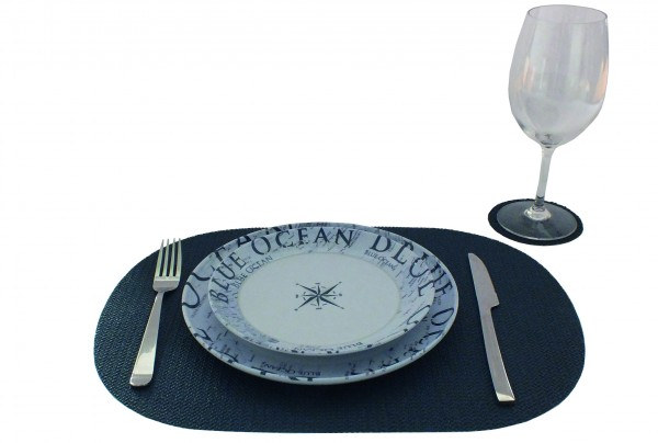 Anti-skid tablemats
