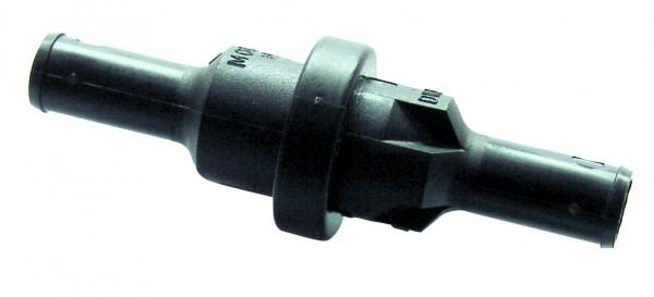 Tank safety valve