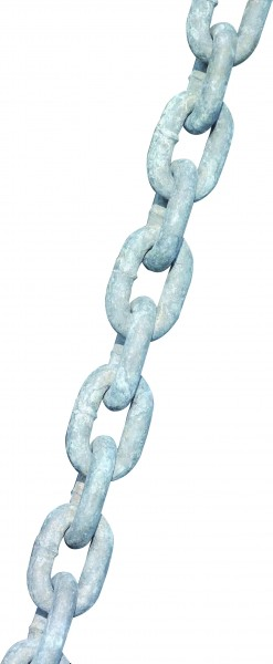 anchor chain for anchor winch
