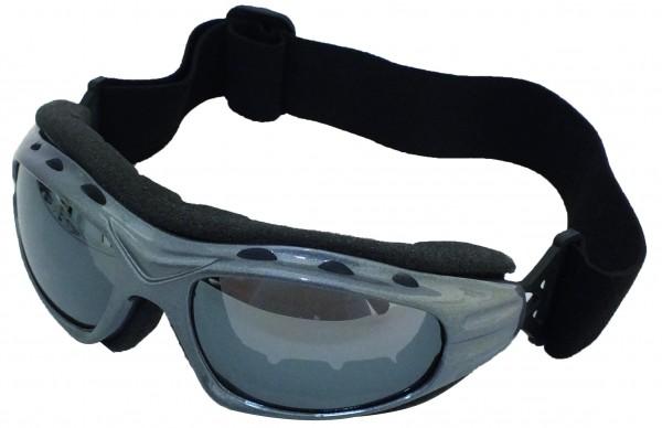 Regatta Sonnenbrille grau mit Schaumpolster
