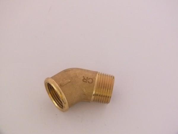 CR Messing 45° Winkel 2