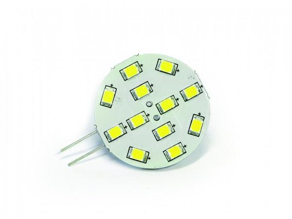 LED Einsatz G4 seitlich