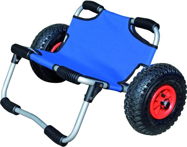 Spare Wheel For Canoe Trolley