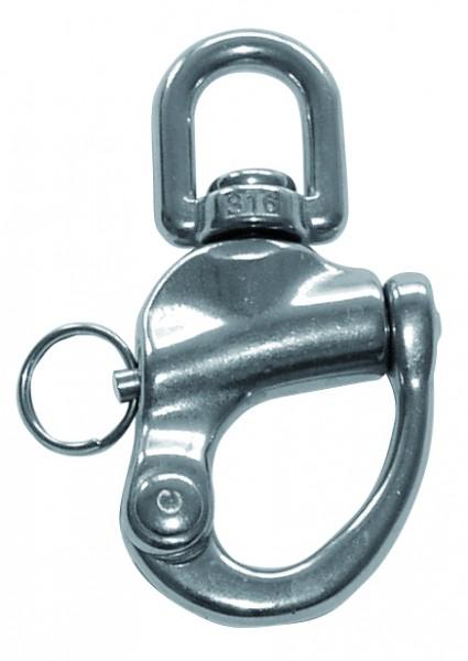 Snaphook with swivel