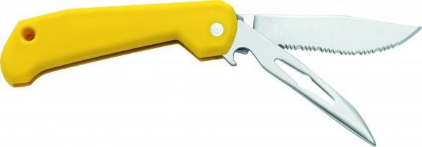 Sailors knife B91/5 yellow