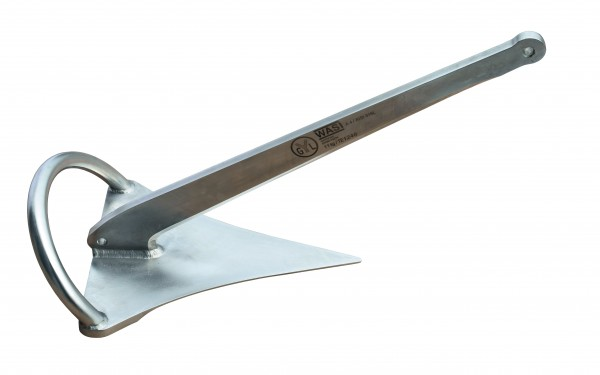 WASI stainless steel bow anchor