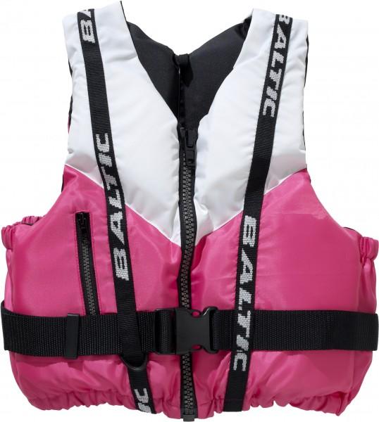 Baltic Genua weiß/pink