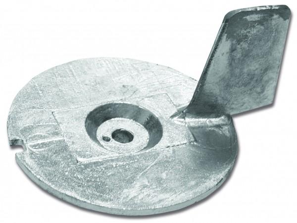Magnesiumanode Mercury Finne, 20, 25 65 x Ø 94 mm