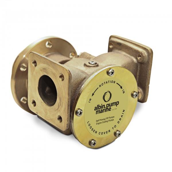 VP Engine Cooling Pump PN 05-01-002
