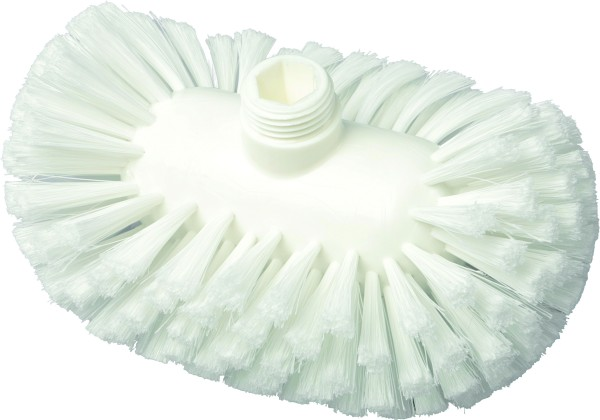 Hedgehog Brush White