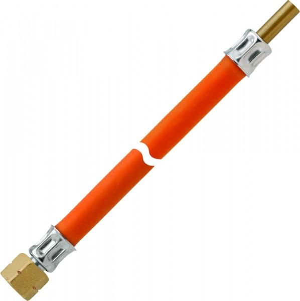 gas hose pipe socket - union nut