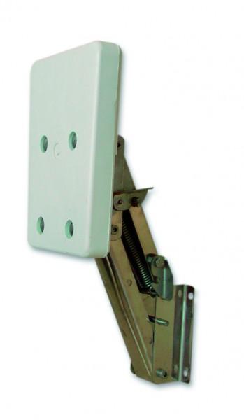 Folding motor bracket -7 HP