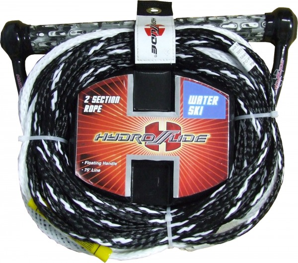 2 sections waterski rope 23 m