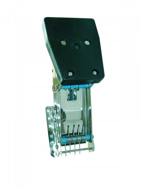 Adjustable motor bracket heavy duty