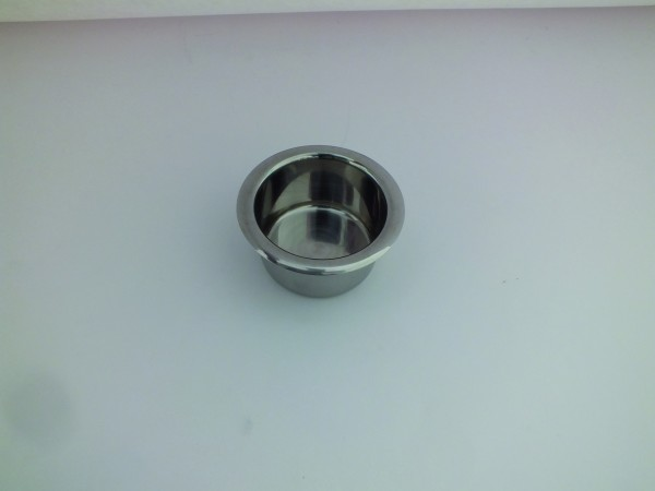 Recess Cup Holder stainless steel