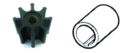 Impeller 500188 CT