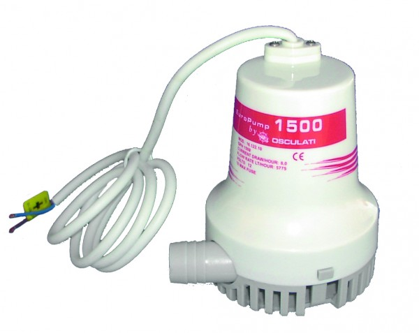 Electric bilgepump