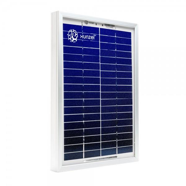 Solarpower Solarpanel mit Kabel