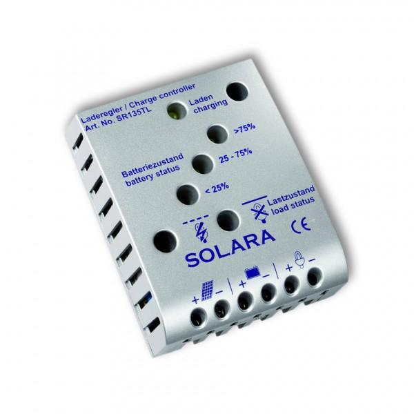 Laderegler für Solarmodul