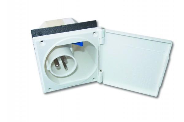 CEE plug socket