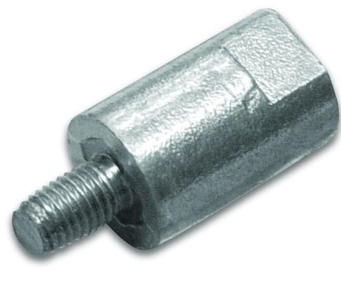 Zincanode Yanmar, plug YSB8/12 +2GM