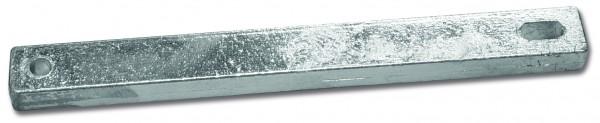Magnesiumanode Mariner, Barren, 30+40 PS 193 x 20 x 12 mm
