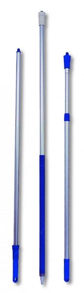 Telescoping aluminium handle 900 - 1500 mm